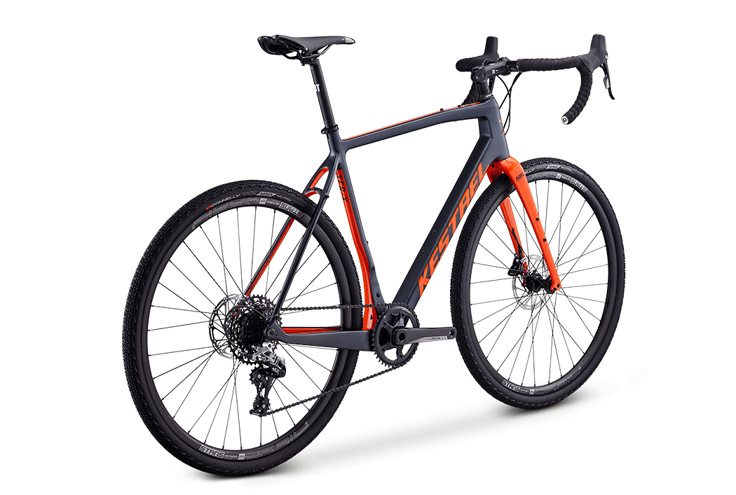 Large photo of the TerX - SRAM Rival 1X